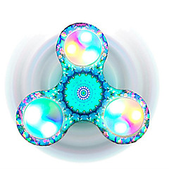 Fidget spinners Hand Spinner Speeltjes Tri-Spinner Kunststof EDCvoor Killing Time Focus Toy Relieves ADD, ADHD, Angst, Autisme Stress en