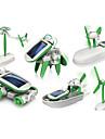 Игрушки на солнечной батарейке Набор для творчества Игрушки для изучения и экспериментов Роботы, монстры и космические игрушки Игрушечные