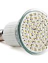 3W E14 Spot LED MR16 60 LED Haute Puissance 300 lm Blanc Naturel AC 100-240 V