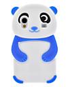 Синий Panda Силиконовый мягкий чехол для Samsung Galaxy Ace S5830