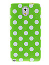 For Samsung Galaxy Note Pattern Case Back Cover Case Geometric Pattern TPU Samsung Note 3