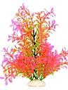 Aquarium PVC Simulation Falk Water Flower   Green   Pink