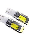 7.5W Super Bright T10 LED Daytime Running Light/Car Fog Light (DC12-24 2PCS)