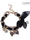 charme bowknot mousseline bracelet des femmes (de couleurs assorties)