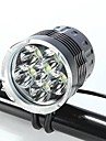 Front Bike Light,LS097 8400Lm 4 Mode 6 x CREE XM-L T6 LED Bike Bicycle HeadLight HeadLamp Kit