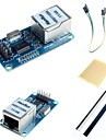 ENC28J60 Ethernet LAN Module AVR/LPC/STM32 and Accessories for Arduino