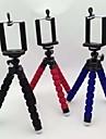 mini-tripe suporte de 360 graus universal para iphone 5 / 5s / 5e / 4s / 6/6 mais