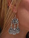 Women\'s Drop Earrings Statement Jewelry Punk Fashion Costume Jewelry Sterling Silver Jewelry For