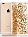 Pour iPhone 8 iPhone 8 Plus iPhone 6 iPhone 6 Plus Etuis coque Transparente Coque Arriere Coque Brillant Flexible PUT pour iPhone 8 Plus