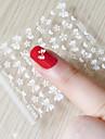 1 Стикер искусства ногтя Абстракция макияж Косметические Ногтевой дизайн