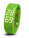 Pulseira Inteligente / Monitor de AtividadeSaude / Esportivo / Calorias Queimadas / Apresentacao da Temperatura / Impermeavel /