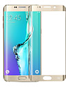 ASLING 0.2mm 3D Full Cover Arc Explosion-proof Tempered Glass Screen Protector for Samsung S6 Edge Plus