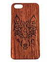 iphone 7 плюс деревянный ящик Тимбервулвз лес волк тотем жесткий задняя крышка для Iphone 6с 6 плюс SE 5s 5