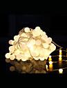 100 под руководством 10m водонепроницаемый штекер напольное украшение рождества праздник света водить свет шнура (220v)