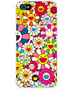 For iPhone X iPhone 8 iPhone 8 Plus iPhone 7 iPhone 6 iPhone 5 Case Case Cover Pattern Back Cover Case Flower Soft TPU for Apple iPhone X
