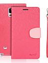 Для примечания галактики Samsung 5 примечание 4 чехол чехол шелка pu мобильный телефон кобура примечание 3 примечание2