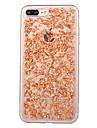 Pour iPhone X iPhone 8 Etuis coque Etanche a la Poussiere Coque Arriere Coque Brillant Flexible PUT pour Apple iPhone X iPhone 8 Plus