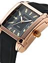 남성용 스포츠 시계 드레스 시계 패션 시계 손목 시계 석영 천연 가죽 밴드 참 캐쥬얼 럭셔리 멀티컬러