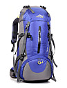 50 L Hiking & Backpacking Pack Cycling Backpack Backpack Climbing Leisure Sports Cycling/Bike Camping & HikingWaterproof Breathable