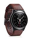 para a engrenagem fronteira s3 classico pulseira pulseira de couro retro genuino com fecho de design classico 22 milimetros de