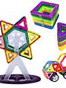 Brinquedos Magneticos 93 Pecas MILIMETROS Alivia Estresse Kit Faca Voce Mesmo Brinquedos Magneticos Blocos de Construir Quebra-Cabecas 3D