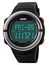 SKMEI® 1117  Men\'s Woman Watch Outdoor Sports Multi - Function Watch Pedometers/Heart Rate Monitor/Calories Burned/50 Meters Waterproof