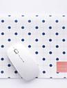 ZAA TR-AF18547 Mouse Pad Blue dot PVC waterproof Office Mouse Pad 19.5CM*22.5CM