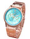Women\'s Fashion Watch Wrist watch Quartz Alloy Band Casual Gold