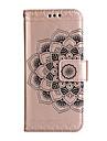 제품 케이스 커버 지갑 카드 홀더 스탠드 플립 풀 바디 케이스 꽃장식 하드 인조 가죽 용 Samsung J7 (2016) J7 Prime J5 (2016) J5 Prime J5 J3 J3 (2016)