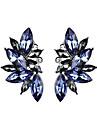 Femme Boucles d\'oreille goujon Mode Personnalise Bijoux de Luxe Alliage Ailes / Plume Bijoux Pour Mariage Formel Rendez-vous Travail