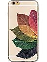 Para iPhone 7 iPhone 7 Plus Case Tampa Ultra-Fina Transparente Estampada Capa Traseira Capinha Arvore Macia PUT para Apple iPhone 7 Plus