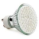 hesapli LED Spot Işıkları-390 lm GU10 LED Spot Işıkları MR16 78 led Yüksek Güçlü LED Doğal Beyaz AC 220-240V