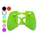hesapli Montajlar ve Tutacaklar-Oyun Kontrolörü Kasa Koruyucu Uyumluluk Xbox 360 ,  Oyun Kontrolörü Kasa Koruyucu Silikon 1 pcs birim