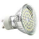 お買い得  LED スポットライト-3 W LEDスポットライト 250-300 lm GU10 48 LEDビーズ SMD 2835 温白色 クールホワイト ナチュラルホワイト 220-240 V, 1個
