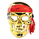 preiswerte Party Ausstattung-Galvanotechnik Pirate Skull Face Mask für Halloween Costume Party