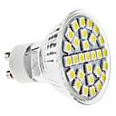 hesapli Erkek Saatleri-170lm GU10 LED Spot Işıkları MR16 29 LED Boncuklar SMD 5050 Doğal Beyaz 100-240V