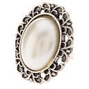 preiswerte Ohrringe-Damen Statement-Ring - Perle, Aleación Modisch 5 Für Party