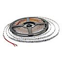 رخيصةأون أقراط-ZDM® 2x5M شرائط قابلة للانثناء لأضواء LED 300 المصابيح 2835 SMD أحمر قابل للقص / حزب / ديكور 12 V 2pcs / اللصق التلقي