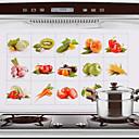 hesapli Temizlik Malzemeleri-Mutfak Temizlik malzemeleri Aluminyum Yağ Sızdırmaz Çıkartmalar Araçlar 1pc