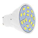 hesapli LED Spot Işıkları-570 lm GU10 LED Spot Işıkları 18 led SMD 5630 Sıcak Beyaz Serin Beyaz AC 220-240V
