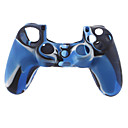 hesapli PS4 Aksesuarları-Oyun Kontrolörü Kasa Koruyucu Uyumluluk PS4 ,  Oyun Kontrolörü Kasa Koruyucu Silikon 1 pcs birim