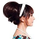 hesapli Makyaj ve Tırnak Bakımı-Şort Uzun Sentetik Saç Ek saç Bukle Klasik Klips İçeri / Dışarı 1pc Other Günlük Yüksek kalite Kadın's Sentetik Genişlemeler Gerçek Saç