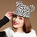 cheap Dog Clothing & Accessories-Lovely  Wool Ladies Party/Outdoor/Casual Hat With Animal Ears(More Colors)