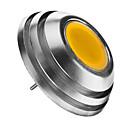 tanie Żarówki filament LED-2W 3000 lm G4 Żarówki LED kulki 1pcs Diody lED COB Dekoracyjna Ciepła biel DC 12V