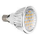 povoljno LED reflektori-1pc 5 W 350lm E14 / GU10 / E26 / E27 LED reflektori 15 LED zrnca SMD 5730 Toplo bijelo / Hladno bijelo / Prirodno bijelo 110-240 V