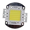 hesapli LEDler-ZDM® 1pc 4000-5000lm 30V Ampul Aksesuarı LED Çip Aluminyum DIY LED Taşkın Işık Spot için 50W