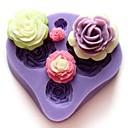 hesapli Fırın Araçları ve Gereçleri-Bakeware araçları Silikon Sevgililer Günü / Kendin-Yap Kek / Tart / Çikolota Pişirme Kalıp 1pc