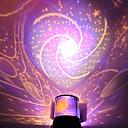 お買い得  LED アイデアライト-ディーロマンチックな銀河星空のプロジェクター夜の光祝賀パーティー