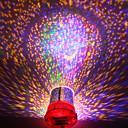 hesapli LED Sahne Işıkları-diy romantik galaksi yıldızlı gökyüzü projektör kutlama festivali için gece ışığı