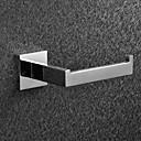 hesapli Ağa Bağlanma-Tuvalet Kağıdı Tutacağı Yüksek kalite Çağdaş Paslanmaz Çelik 1 parça - Otel banyo